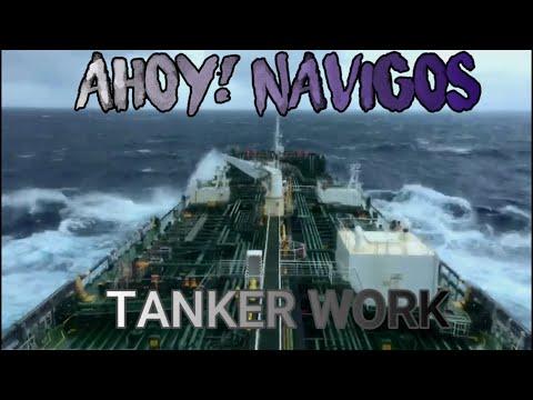INERTING | PURGING | GAS FREEING | TANKER WORK | AHOY! NAVIGOS