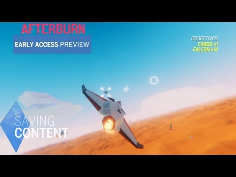 AFTERBURN Early Access Preview - Gameplay