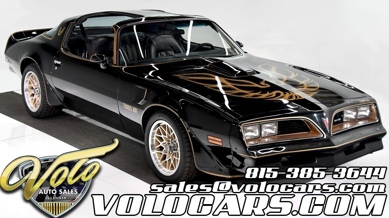 1977 Pontiac Trans AM for sale at Volo Auto Museum (V19096)