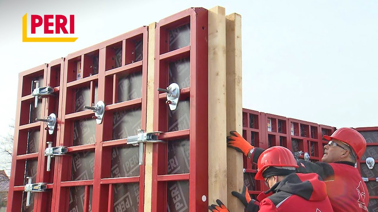 Download TRAINING | PERI  MAXIMO assembly of stopend formwork (EN)