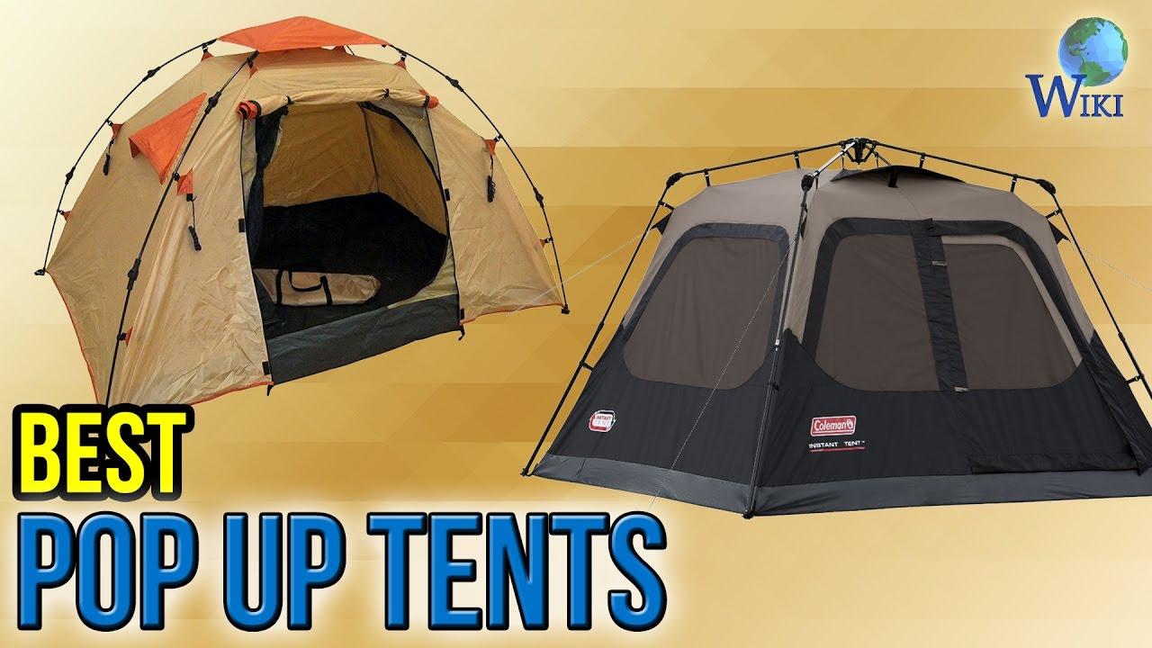 save off d0893 0d486 10 Best Pop Up Tents 2017