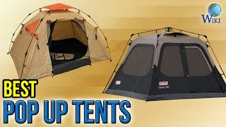 10 Best Pop Up Tents 2017