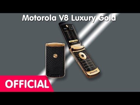 Điện thoại Motorola V8 razr2 v8 luxury edition nguyên bản xách tay, chính hãng tồn kho.