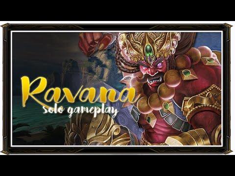 New RAVANA OP - CONQUEST SOLO GAMEPLAY!