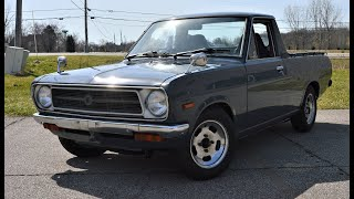 Tour & Drive EP 12 - 1990 Nissan Sunny Truck