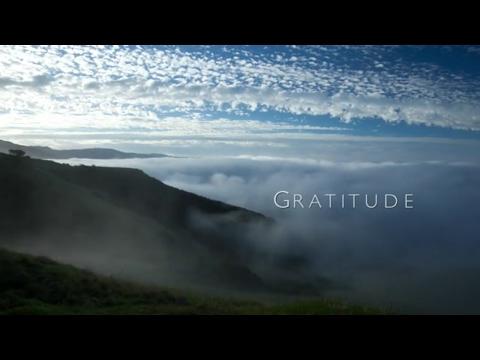 Gratitude: The Short Film by Louie Schwartzberg