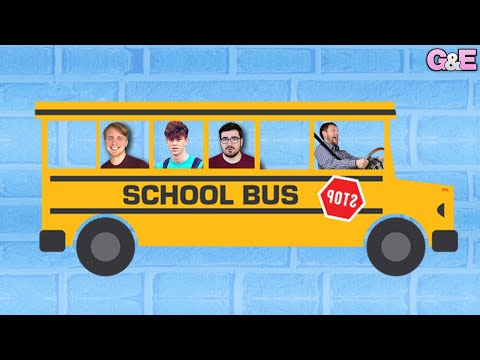 Please Don't Tell The Bus Driver - The Gus & Eddy & Sven Johnson Podcast