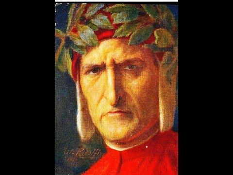 La Divina Commedia, (Inferno, Purgatorio E Paradiso), Dante Alighieri, Parte 1 Di 2, Italiano