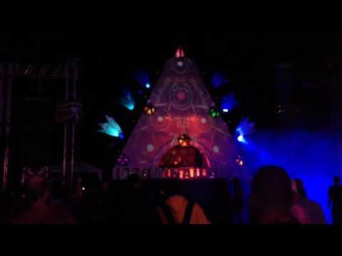 Djantrix Live at Free Earth Festival 2016 - Greece