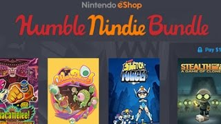 Humble Nindie Bundle! | 8-Bit Eric