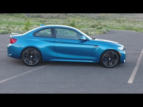 2017 BMW M2 REVIEW ( IS SMALLER BETTER? )