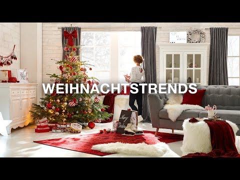 Trend Weihnachtsdeko 2019.Weihnachtsdeko Xxxlutz Weihnachtstrends 2017 Youtube