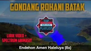 GONDANG BATAK SOMBA MA JAHOWA | BUKU ENDE 585 |