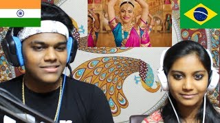 INDIANS REACT TO Anitta - Medicina (Official Music Video)