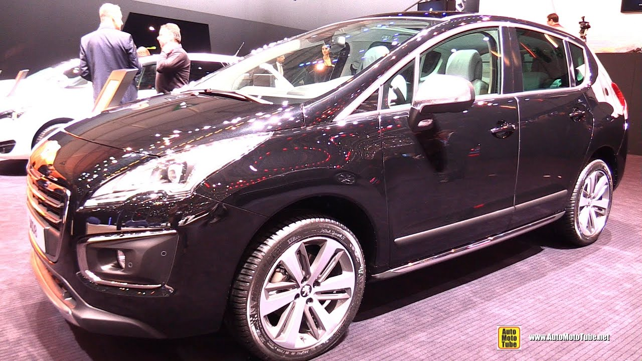 2015 peugeot 3008 feline thp 165 s s exterior and interior walkaround 2015 geneva motor show. Black Bedroom Furniture Sets. Home Design Ideas