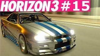 Paul Walkers Nissan Skyline – FORZA HORIZON 3 #15 – Lets Play FH3 Gameplay German Deutsch | CSW