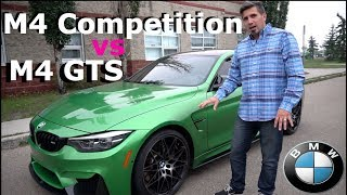 The BMW M4 GTS vs The M4 Competition - Is It Worth The Money?