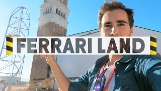 Así es Ferrari Land desde dentro | PortAventura World