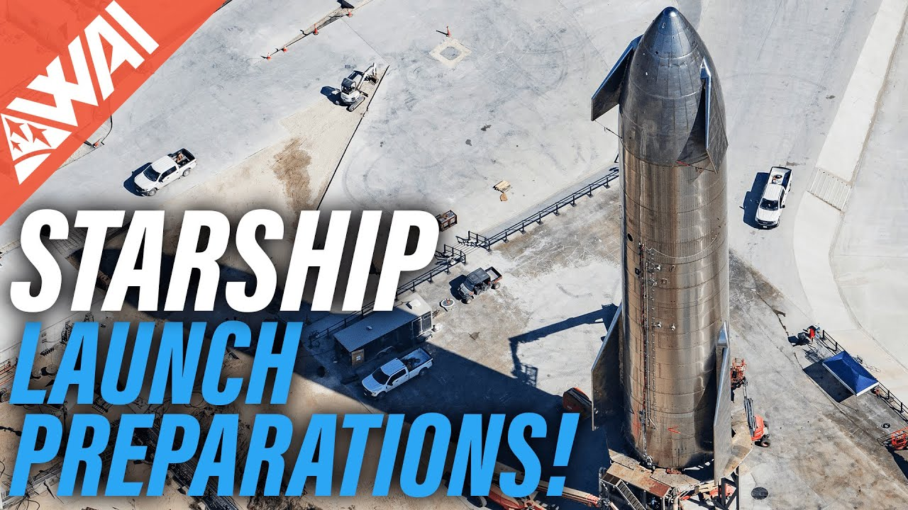SpaceX Starship - What's left until the launch?