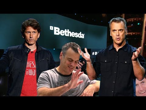 Bethesda Kept Their E3 2017 Short and Sweet! (My Thoughts on Bethesdaland)