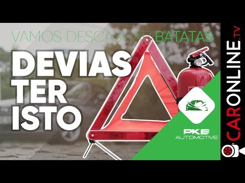 DEVIAS TER SEMPRE ISTO no TEU CARRO | Vamos Descascar Batatas by PKE Automotive