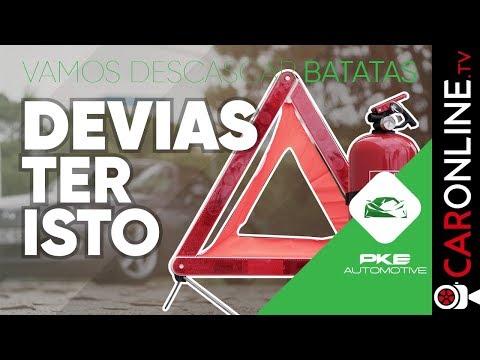 DEVIAS TER SEMPRE ISTO no TEU CARRO | Vamos Descascar Batatas by PKE Automotive