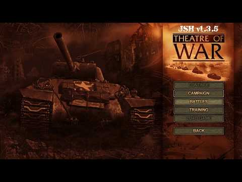 Let's play Theater of War PART 1