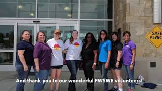 Fort Worth Society of Women Engineers Girls Inc Outreach Event