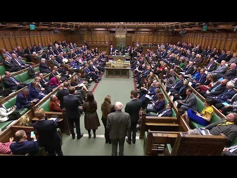 Parliament debates and votes on Mays Brexit deal – watch live