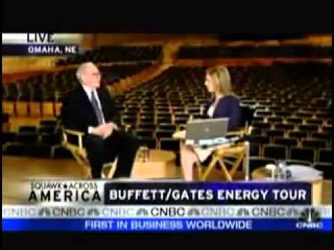 Warren Buffet On The Energy Industry