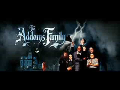 Addams Family 1991 official soundtrack