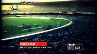 Juéguela - Video oficial de La Copa América 2015