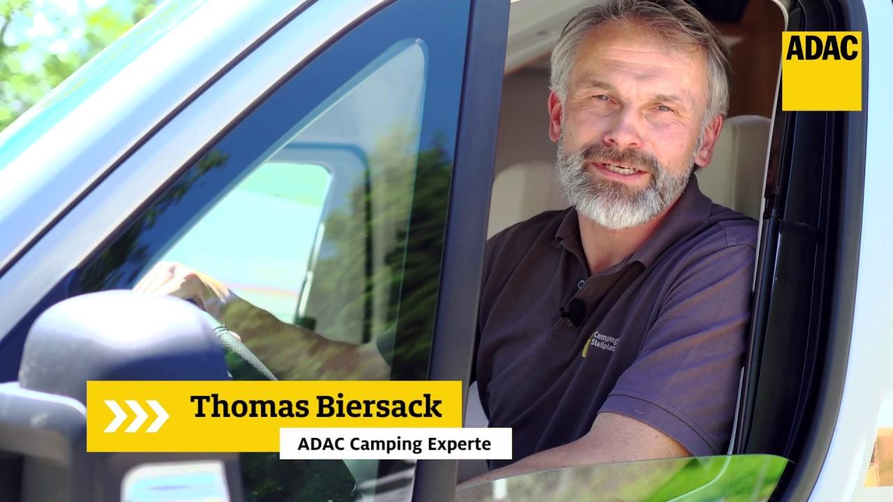ADAC Wohnmobilvermietung - Ihr Experte in Deutschland
