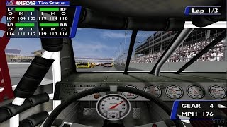 NASCAR Heat 2002 PS2 Gameplay HD (PCSX2)