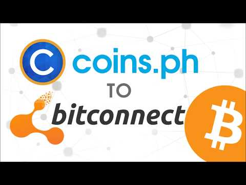 How To Make Your First Loan on BitConnect (Coins.ph to BitCo