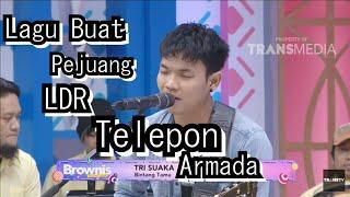 Download Video Lagu Buat Pejuang LDR | Telepon ( Cover ) | Tri Suaka MP3 3GP MP4