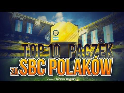 TOP 10 PACZEK za SBC POLAKÓW! [2]