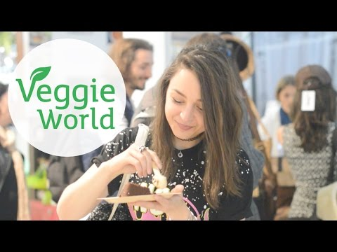 Veggie World Paris Avril 2017 // le salon dédié au mode de vie vegan