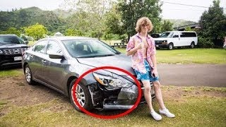 Car Crash In Hawaii!