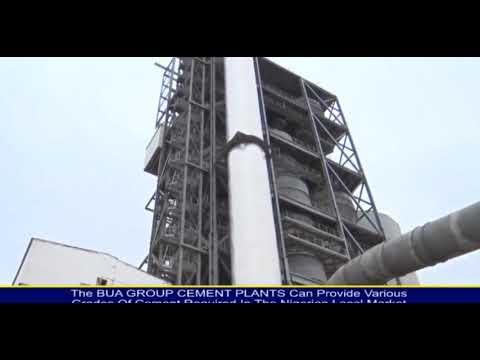 BUA GROUP COMMISSIONINGS ITS MULTIBILLION NAIRA CEMENT PLANT IN OKPELLA EDO STATE