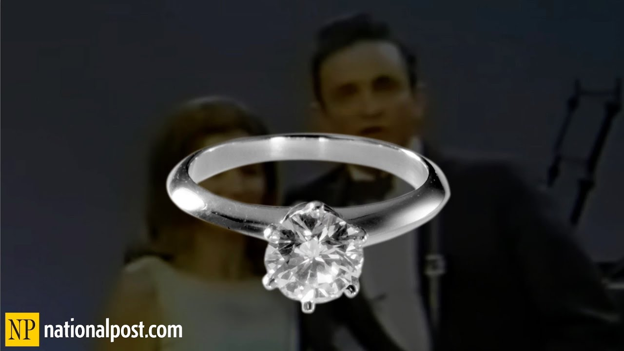 It happened in Canada Johnny Cash proposed to June Carter YouTube