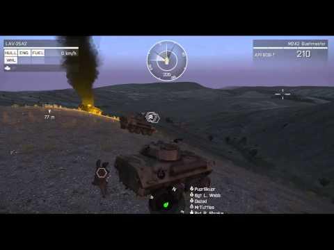 21st MEU Arma 3 Realism Unit: Operation Scimitar Part 1