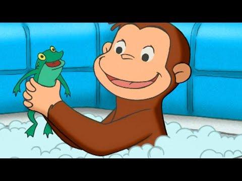 Jorge el Curioso en Español 🐵Un Mono Lodoso 🐵 Mono Jorge | Caricaturas para Niños