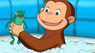 Jorge el Curioso en Español Un Mono Lodoso  Mono Jorge | Caricaturas para Niños