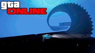 ПОДВОДНАЯ ДУЭЛЬ НА РАМПАХ В GTA 5 ONLINE #264