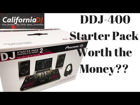 Pioneer DDJ-400 Starter Pack Worth the Money??