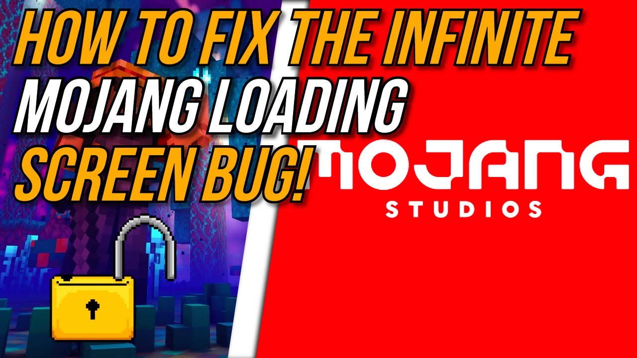 Minecraft Ps4 Bedrock How To Fix The Infinite Mojang Loading Screen Tu 2 08 Easy Tutorial Youtube