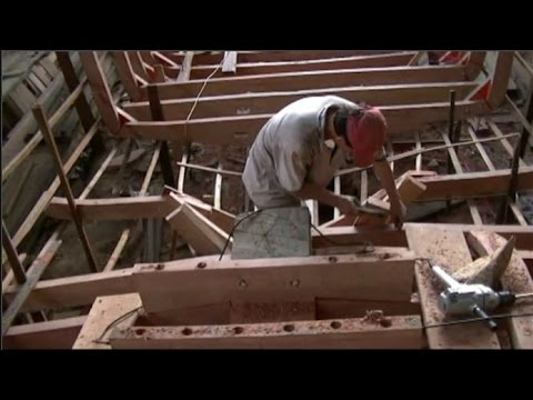Boat Builders of the Mekong Delta