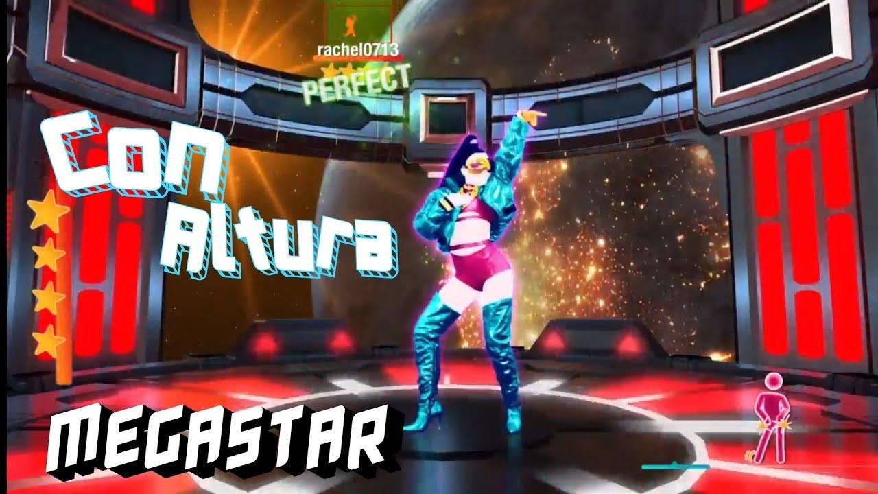 Just Dance 2020: Con Altura - TROSALIA & J Balvin Ft. El Guincho - 5 Stars Megastar Dance Workout
