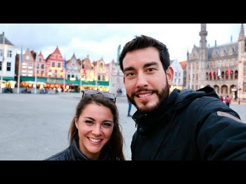 HOW TO SPEND 1 DAY IN BRUGES | BELGIUM